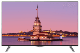 Vestel 4K 3D SMART 40UA9300 102 EKRAN LED TV (40 inç)