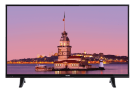 Vestel 4K SMART 55UA8300 140 EKRAN LED TV (55 inç)