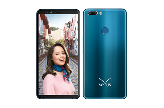 Vestel Venus Z20 Sedef Mavisi Cep Telefonu Venus Z Serisi Modelleri ve Fiyatları | Vestel