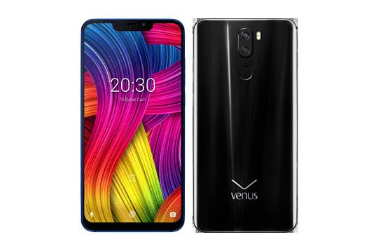 Vestel Venus Z30 Gece Siyahı Cep Telefonu Venus Z Serisi Modelleri ve Fiyatları | Vestel
