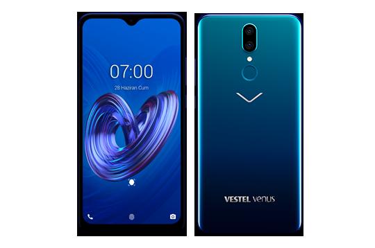 Vestel Venus V7 Gece Mavisi Cep Telefonu Venus V Serisi Modelleri ve Fiyatları | Vestel