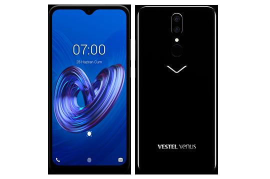 Vestel Venus V7 İnci Siyahı Cep Telefonu Venus Telefonlar Modelleri ve Fiyatları | Vestel