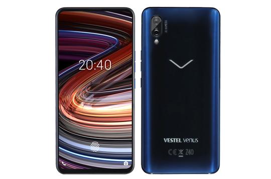Vestel Venus Z40 Uzay Mavisi Cep Telefonu Venus Telefonlar Modelleri ve Fiyatları | Vestel