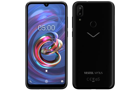Vestel Venus e5 İnci Siyahı Cep Telefonu Venus Telefonlar Modelleri ve Fiyatları | Vestel