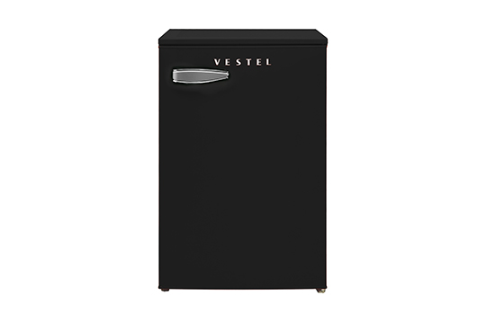Mini Buzdolabı RETRO SB14101 SİYAH Buzdolapları Modelleri ve Fiyatları | Vestel