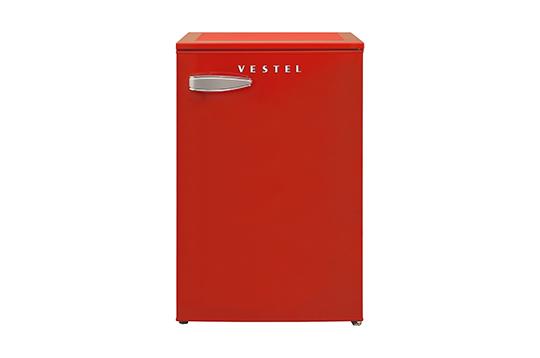 Mini Buzdolabı RETRO SB14101 KIRMIZI Buzdolapları Modelleri ve Fiyatları | Vestel