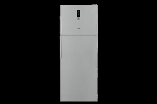 Vestel NF520 EX A++ Ion Buzdolabı Dondurucu Üstte No-Frost Buzdolabı Modelleri ve Fiyatları | Vestel