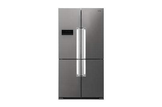 655 LT A+ No-Frost Buzdolabı PUZZLE NF6552 EX WIFI Gardrop Tipi Buzdolabı Modelleri ve Fiyatları | Vestel
