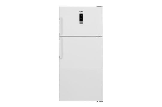 640 LT A++ No-Frost Buzdolabı NF640 E A++ ION Dondurucu Üstte No-Frost Buzdolabı Modelleri ve Fiyatları | Vestel