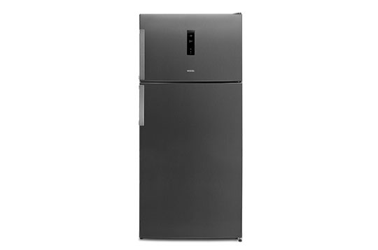 640 LT No-Frost Buzdolabi NF6402 EKX A++ ION Wifi Dondurucu Üstte No-Frost Buzdolabı Modelleri ve Fiyatları | Vestel