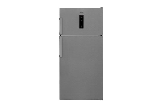 640 LT No-Frost Buzdolabı NF6402 EX A++ ION Wifi Dondurucu Üstte No-Frost Buzdolabı Modelleri ve Fiyatları | Vestel