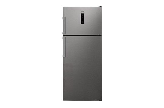600 LT No-Frost Buzdolabı NF6002 EX A++ ION Wifi Dondurucu Üstte No-Frost Buzdolabı Modelleri ve Fiyatları | Vestel