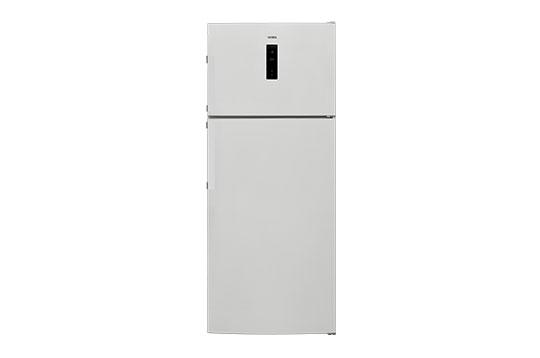 600 LT No-Frost Buzdolabi NF6002 E A++ ION Wifi Dondurucu Üstte No-Frost Buzdolabı Modelleri ve Fiyatları | Vestel