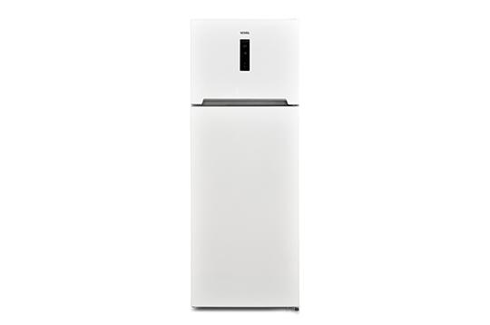 NF52011 E DUAL No-Frost Buzdolabı Dondurucu Üstte No-Frost Buzdolabı Modelleri ve Fiyatları | Vestel