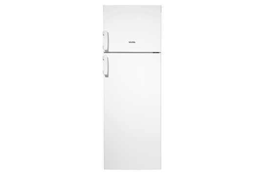 370 LT A+ No-Frost Buzdolabı EKO NF370 Dondurucu Üstte No-Frost Buzdolabı Modelleri ve Fiyatları | Vestel