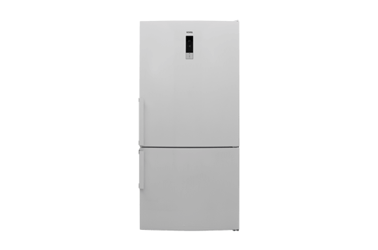 640 LT A++ No-Frost Buzdolabı NFK640 E A++ GI Dondurucu Altta No-Frost Buzdolabı Modelleri ve Fiyatları | Vestel