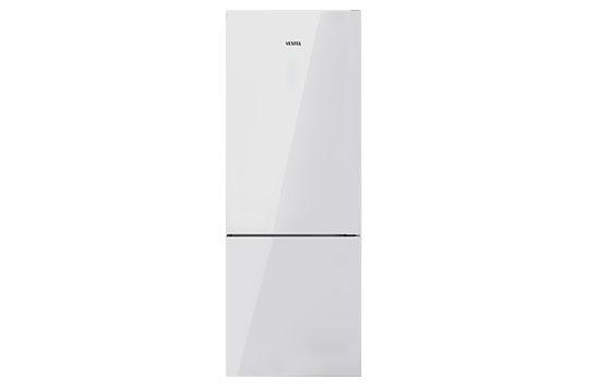 540 LT No-Frost Buzdolabı NFK5401 CB A++ ION Dondurucu Altta No-Frost Buzdolabı Modelleri ve Fiyatları | Vestel