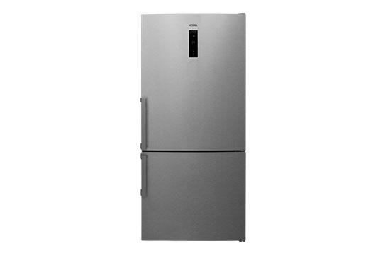 640 LT No-Frost Buzdolabı NFK6402 EX A++ GI Wifi Dondurucu Altta No-Frost Buzdolabı Modelleri ve Fiyatları | Vestel