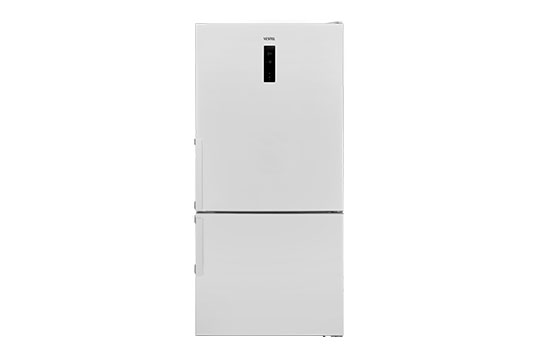 640 LT No-Frost Buzdolabi NFK6402 E A++ GI Wifi Dondurucu Altta No-Frost Buzdolabı Modelleri ve Fiyatları | Vestel