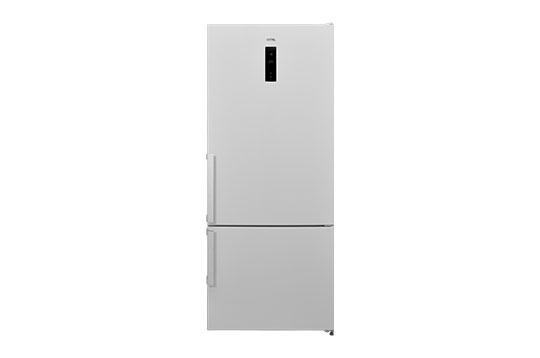 600 LT No-Frost Buzdolabı NFK6002 E A++ GI Wifi Dondurucu Altta No-Frost Buzdolabı Modelleri ve Fiyatları | Vestel