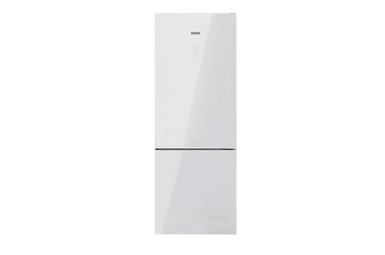 NFK54001 CB ION No-Frost Kombi Buzdolabı Buzdolapları Modelleri ve Fiyatları | Vestel