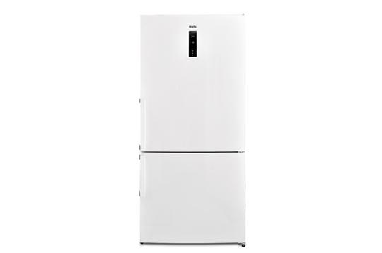 NFK64012 E GI WIFI No-Frost Kombi Buzdolabı Dondurucu Altta No-Frost Buzdolabı Modelleri ve Fiyatları | Vestel