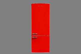 Vestel RETRO NFKY510 KIRMIZI Buzdolabı Buzdolapları Modelleri ve Fiyatları | Vestel