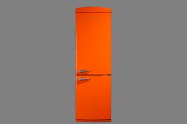 350 LT A+ No-Frost Buzdolabı RETRO NFK350 TURUNCU Retro Buzdolabı Modelleri ve Fiyatları | Vestel