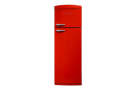 325 LT Statik Buzdolabı RETRO SC3251 Kırmızı Retro Buzdolabı Modelleri ve Fiyatları | Vestel