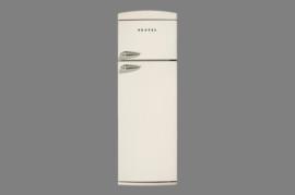 325 LT Statik Buzdolabı RETRO SC3251 Bej Retro Buzdolabı Modelleri ve Fiyatları | Vestel