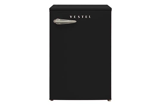 Mini Buzdolabı RETRO SB14001 SİYAH Buzdolapları Modelleri ve Fiyatları | Vestel