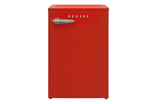 Mini Buzdolabı RETRO SB14001 KIRMIZI Buzdolapları Modelleri ve Fiyatları | Vestel