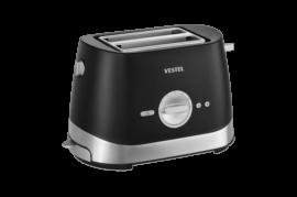 Vestel Keyif E2001 Siyah Ekmek Kızartma Makinesi Mutfak Ürünleri Modelleri ve Fiyatları | Vestel