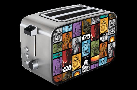 Vestel Starwars E3100 R Ekmek Kızartma Makinesi Ekmek Kızartma Makinesi Modelleri ve Fiyatlari | Vestel