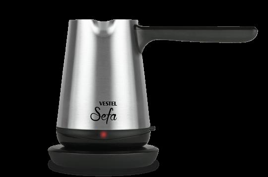 Vestel Sefa Inox Türk Kahvesi Makinesi Mutfak Ürünleri Modelleri ve Fiyatları | Vestel