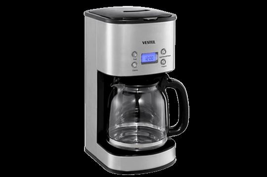 Vestel Sefa K3000 Inox Filtre Kahve Makinesi Filtre Kahve Makineleri Modelleri ve Fiyatları   Vestel
