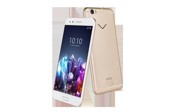 Vestel Venus Z10 Altın Beyaz Venus Telefonlar Modelleri ve Fiyatları | Vestel