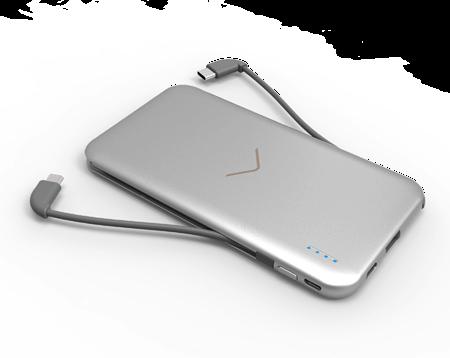 Vestel Taşınabilir Batarya 5000 mAh Type-c Gümüş Mobil Aksesuarlar Modelleri ve Fiyatları | Vestel