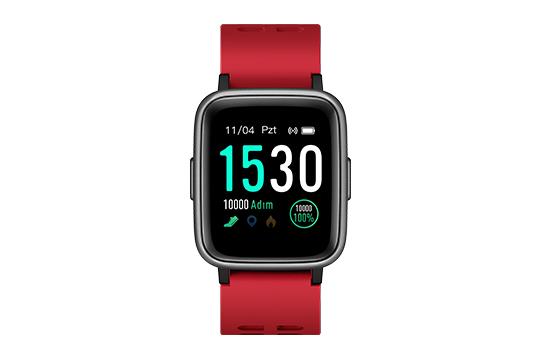 Vestel Akıllı Saat Kırmızı