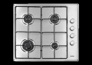 Vestel AO-6004 X Ankastre Ocak Ankastre Ocak Modelleri ve Fiyatları | Vestel