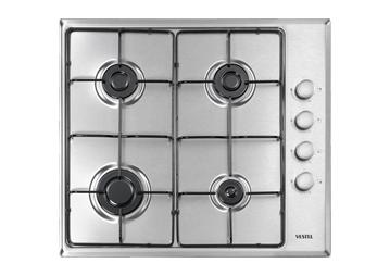 Vestel AO-6004 X-DG Ankastre Ocak Ankastre Ocak Modelleri ve Fiyatları | Vestel