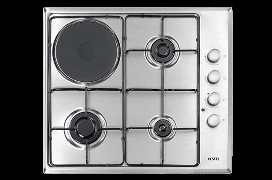 Vestel AO-6003 X Ankastre Ocak Ankastre Ocak Modelleri ve Fiyatları | Vestel