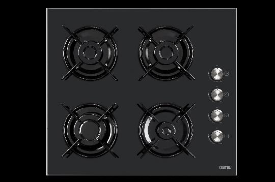 Vestel AO-6104 S Ankastre Ocak Ankastre Ocak Modelleri ve Fiyatları | Vestel