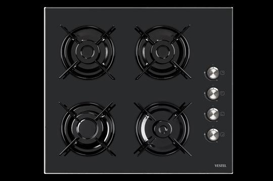 Vestel AO-6104 S-DG Ankastre Ocak Ankastre Ocak Modelleri ve Fiyatları | Vestel