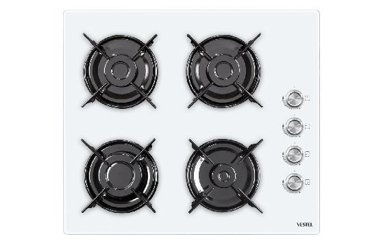 Vestel AO-6104 B Ankastre Ocak Ankastre Ocak Modelleri ve Fiyatları | Vestel
