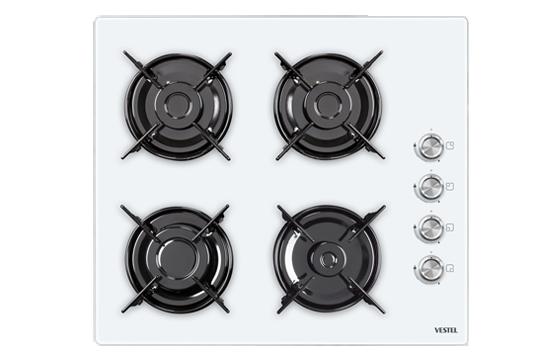 Vestel AO-6104 B-DG Ankastre Ocak Ankastre Ocak Modelleri ve Fiyatları | Vestel