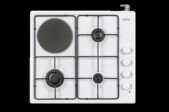 Vestel SO-6003 B Set Üstü Ocak Set Üstü Ocak Modelleri ve Fiyatları | Vestel