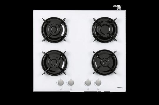 Vestel SO-6114 B Set Üstü Ocak Set Üstü Ocak Modelleri ve Fiyatları | Vestel