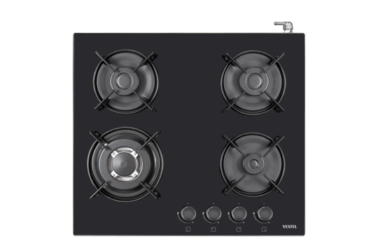 Vestel SO-6114 S-W Set Ustu Ocak Set Üstü Ocak Modelleri ve Fiyatları | Vestel