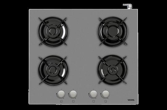 Vestel SO-6114 G Setüstü Ocak Set Üstü Ocak Modelleri ve Fiyatları | Vestel